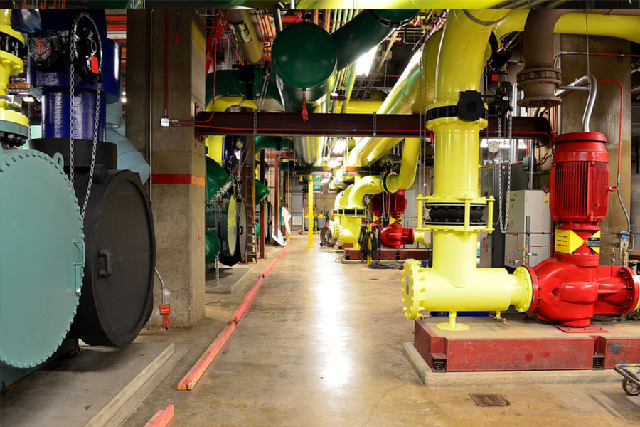 Central Utility Plant Upgrade