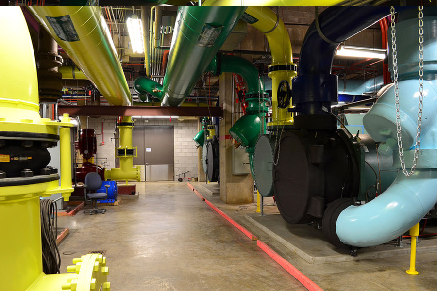 Dallas Water Company >> Central Utility Plant Upgrade - DFW Consulting Group, Inc.