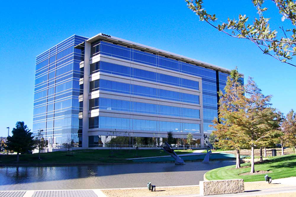 Hall Office Park Dfw Consulting Group Inc