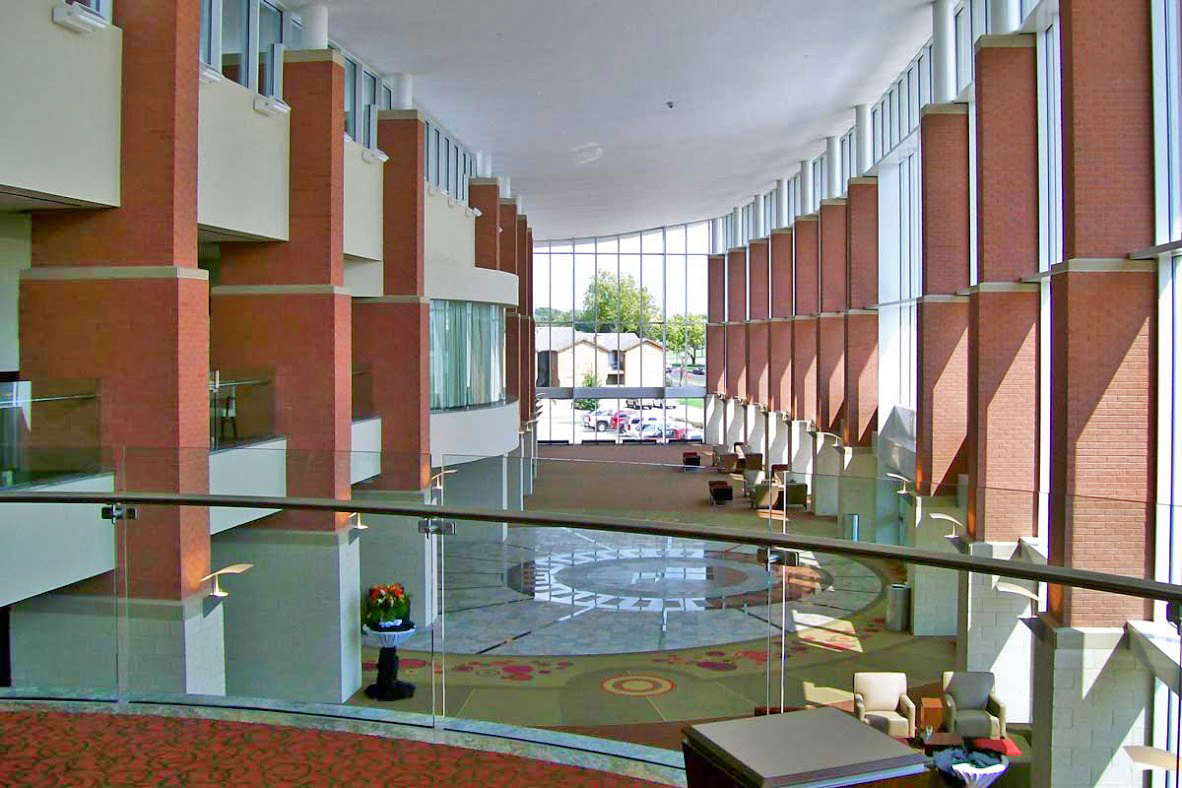 Hurst Convention Center Dfw Consulting Group Inc
