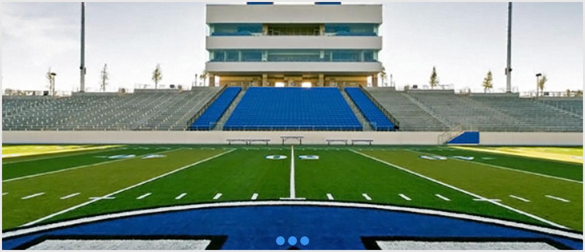 Midlothian High School Stadium - DFW Consulting Group, Inc